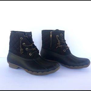 "Sperry ""Saltwater Duck Boots"""